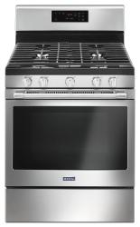 Brand: MAYTAG, Model: MGR6600FZ, Color: Stainless Steel