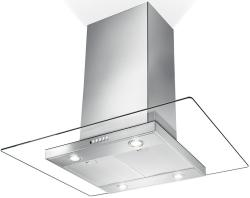Brand: FABER, Model: GLASIS36SS600B, Style: 36 Inch Island Hood