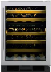 Brand: SUB ZERO, Model: UW24SPHRH, Style: Stainless Steel Door, Tubular Handle, Right Hand Swing