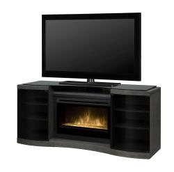 Brand: Dimplex, Model: GDS33G1246SC, Style: Glass Ember Bed