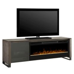 Brand: Dimplex, Model: GDS50G1429CC, Style: Glass Ember Bed