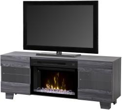 Brand: Dimplex, Model: GDS25D1651CW, Style: Glass Ember Bed