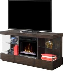 Brand: Dimplex, Model: GDS25D1591MK, Style: Glass Ember Bed