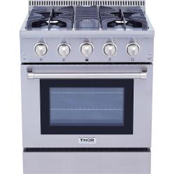 Brand: Thor, Model: HRD3088U, Color: Stainless Steel