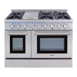 Brand: Thor, Model: HRD4803U, Color: Stainless Steel