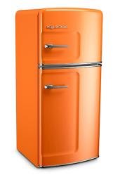 Brand: Big Chill, Model: 14TFx, Color: Orange