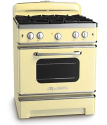 Brand: Big Chill, Model: BCS30CR, Color: Buttercup Yellow