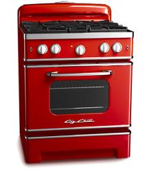 Brand: Big Chill, Model: BCS30OR, Color: Cherry Red