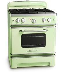 Brand: Big Chill, Model: BCS30CR, Color: Jadite Green