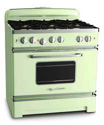 Brand: Big Chill, Model: BCS36BK, Color: Jadite Green