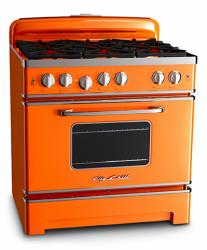 Brand: Big Chill, Model: BCS36BK, Color: Orange