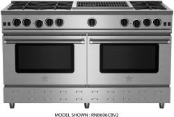 Brand: Bluestar, Model: RNB606GV2LP