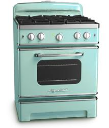 Brand: Big Chill, Model: BCS30OR, Color: Turquoise