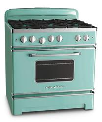 Brand: Big Chill, Model: BCS36BK, Color: Turquoise