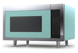 Brand: Big Chill, Model: MICRO16PL, Color: Turquoise