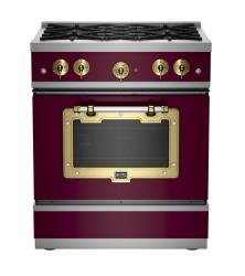Brand: Big Chill, Model: BCS1900CLAFBCP, Color: Cabernet with Brushed Brass