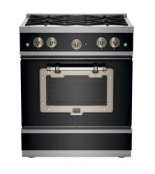 Brand: Big Chill, Model: BCS1900CLAMBSN, Color: Matte Black with Satin Nickel