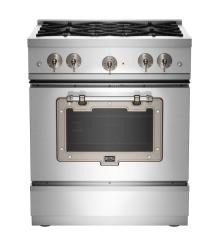 Brand: Big Chill, Model: BCS1900CLAMBSN, Color: Stainless Steel with Satin Nickel