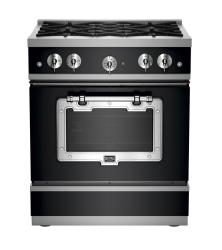 Brand: Big Chill, Model: BCS1900CLAFBCP, Color: Matte Black with Chrome