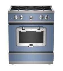 Brand: Big Chill, Model: BCS1900CLAFBCP, Color: French Blue with Chrome