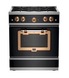 Brand: Big Chill, Model: BCS1900CLAMBSN, Color: Matte Black with Copper