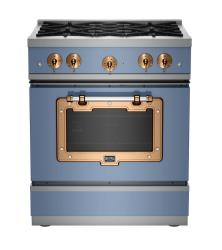 Brand: Big Chill, Model: BCS1900CLAFBCP, Color: French Blue with Copper