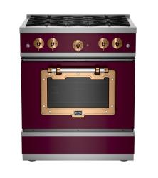 Brand: Big Chill, Model: BCS1900CLAFBCP, Color: Cabernet with Copper