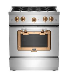 Brand: Big Chill, Model: BCS1900CLAMBSN, Color: Stainless Steel with Copper