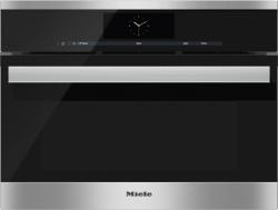 Brand: MIELE, Model: DGC68001XLHVBR, Color: CleanTouch Stainless Steel
