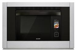 Brand: SHARP, Model: SSC3088AS, Style: 30 Inch Single Electric Wall Oven