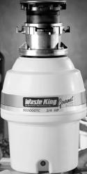 Brand: WASTE KING, Model: SS5000TC