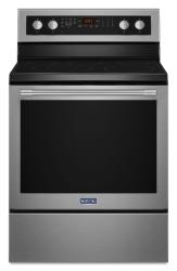 Brand: Maytag, Model: MER8800FB, Color: Fingerprint Resistant Stainless Steel