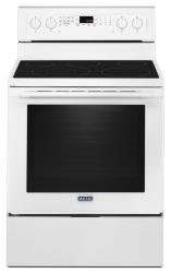 Brand: Maytag, Model: MER8800FZ, Color: White