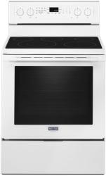 Brand: MAYTAG, Model: MER8800F, Color: White