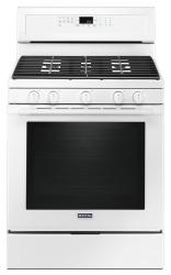 Brand: Maytag, Model: MGR8800F, Color: White