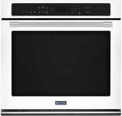 Brand: Maytag, Model: MEW9530FB, Color: White