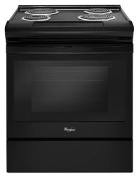 Brand: Whirlpool, Model: WEC310S0FB, Color: Black