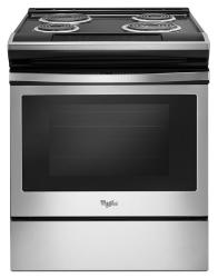Brand: Whirlpool, Model: WEC310S0FW, Color: Stainless Steel