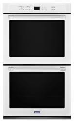 Brand: Maytag, Model: MEW9630FZ, Color: White
