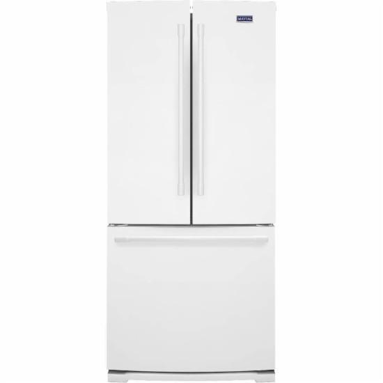 Mff2055frz Maytag Mff2055frz French Door Refrigerators