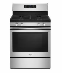 Brand: Whirlpool, Model: WFG520S0FS, Color: Stainless Steel