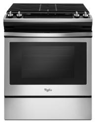 Brand: Whirlpool, Model: WEG515S0FB, Color: Stainless Steel