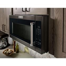 Kitchenaid Kmhs120ess 1000 Watt Microwave With 7 Sensor