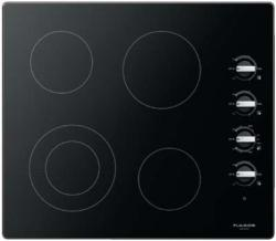 Brand: Fulgor, Model: F3RK24S2, Style: 24 Inch Smoothtop Electric Cooktop