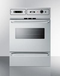 Brand: SUMMIT, Model: TEM721DK, Color: Stainless Steel, Stainless Steel Control Board