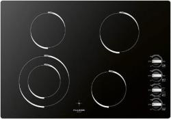 Brand: Fulgor, Model: F3RK30B2, Style: 30 Inch Smoothtop Electric Cooktop