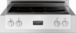 Brand: Fulgor, Model: F6IRT304S1, Color: Stainless Steel
