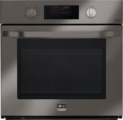 Brand: LG Studio, Model: LSWS306ST, Color: Black Stainless Steel