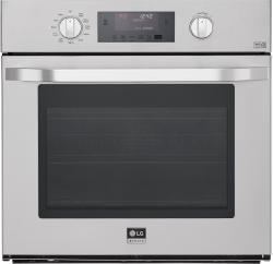 Brand: LG Studio, Model: LSWS306ST, Color: Stainless Steel