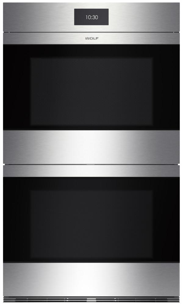 Wolf Do30cms 30 Inch Double Wall Oven With 10 2 Cu Ft